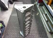 Stainless Air Seeder Unit